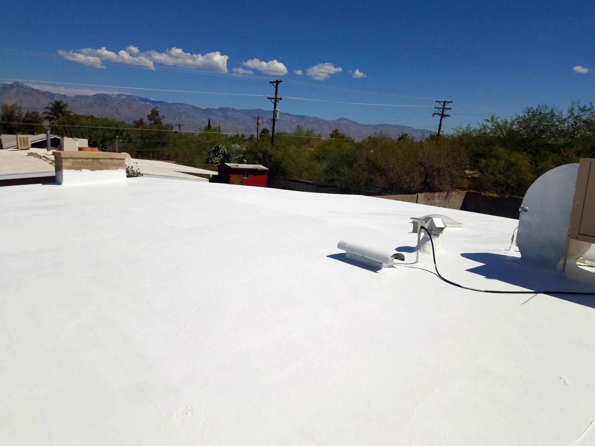 White Roof Coatings