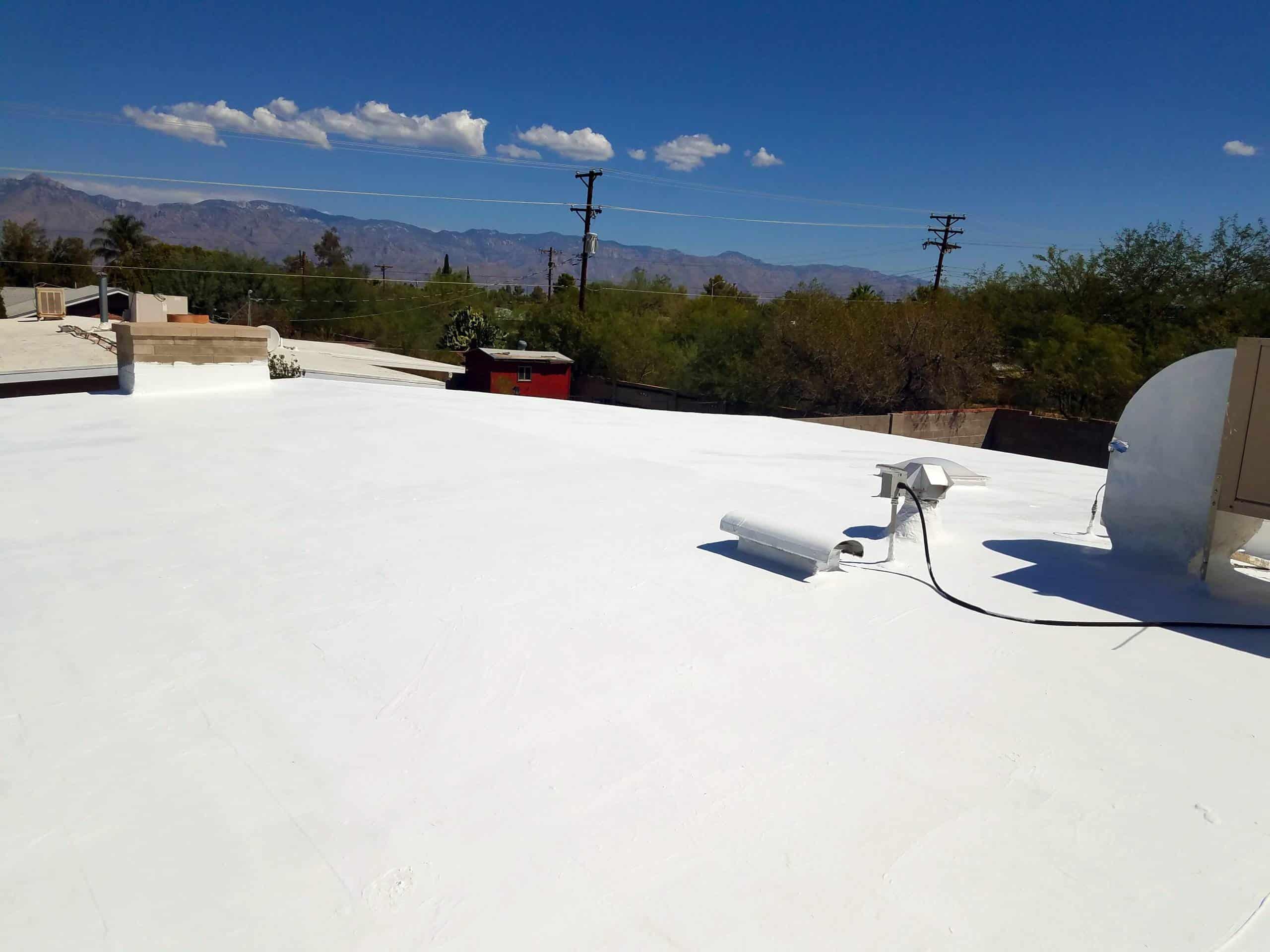 White Roof Coatings