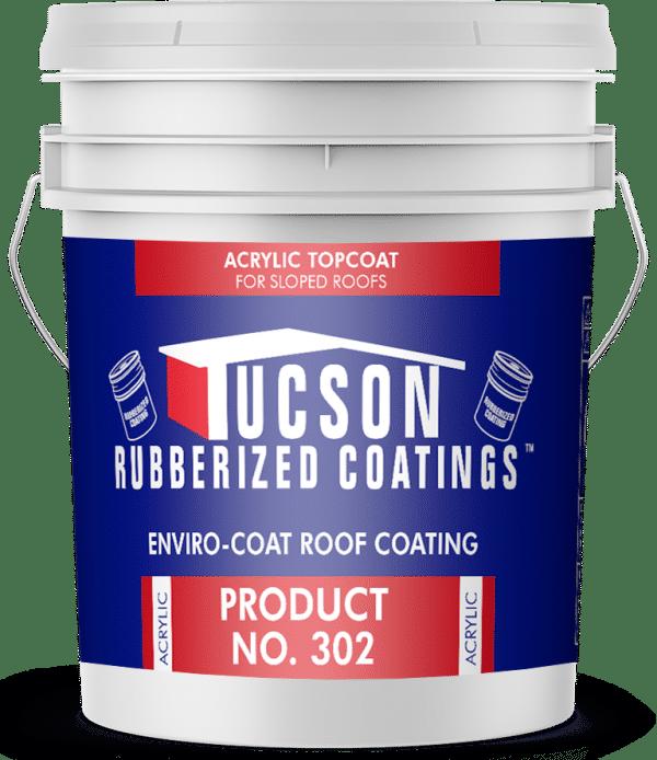 Enviro coat roof coating product no. 302