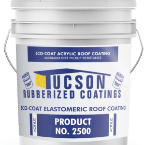 Eco coat elastomeric roof coating product-2500