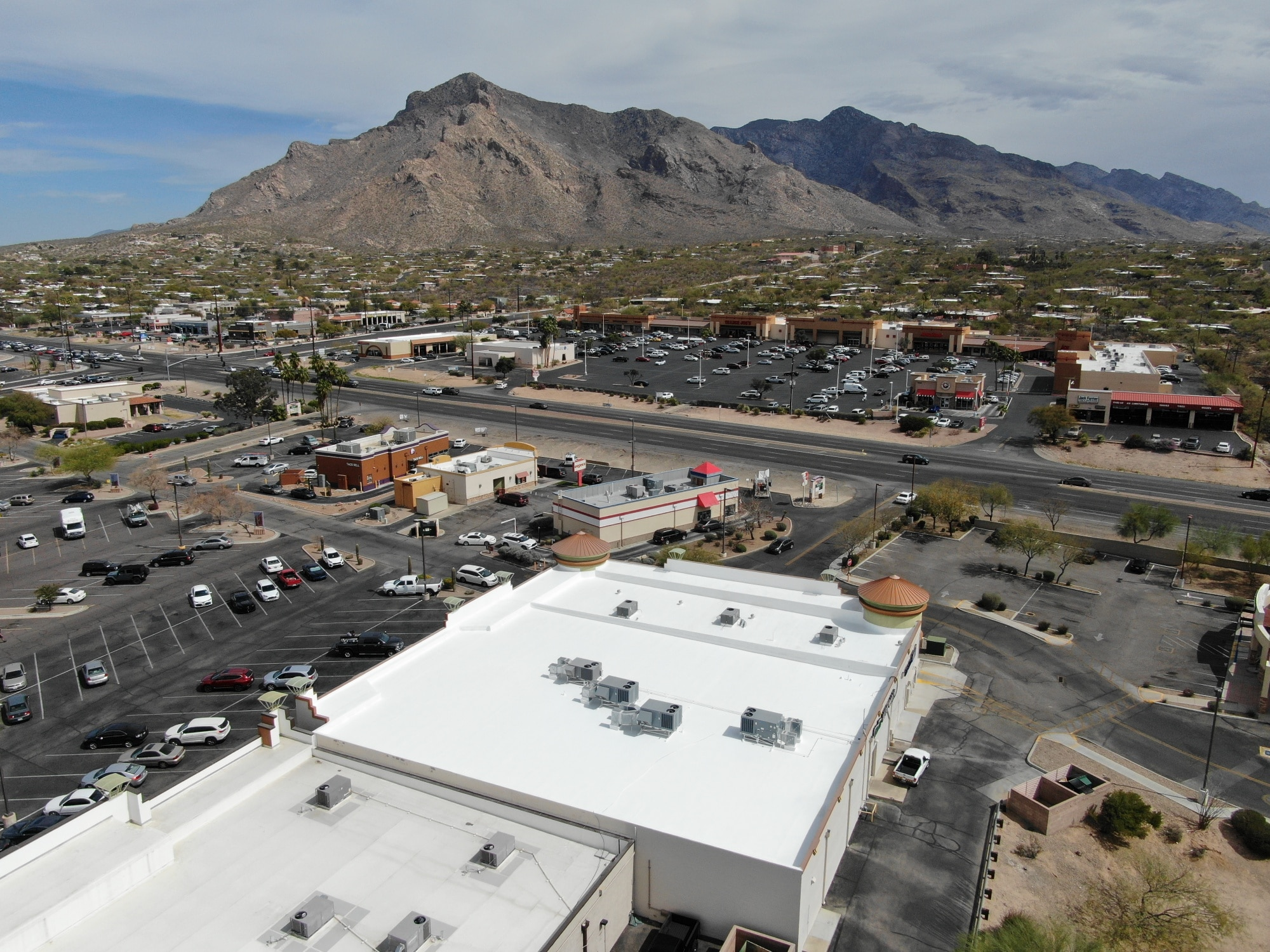 commercial roof coating tucson 1
